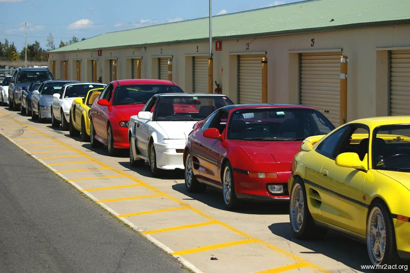 2006 NSW Driver Training Day